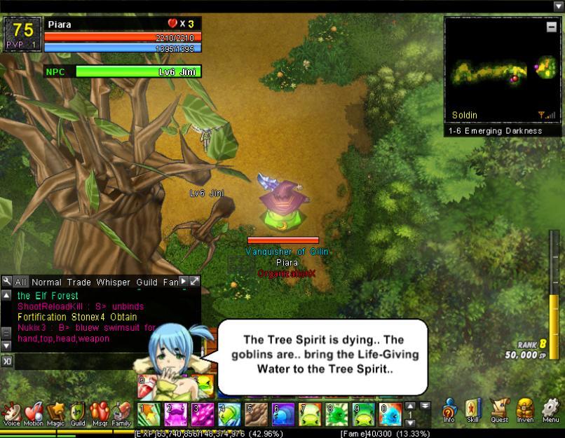 Tree Spirit Conversation (1-6H)