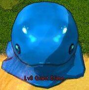 Giant Slime (Level 3) (Boss)