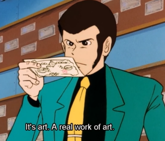 File:Lupin inspects counterfeits.png