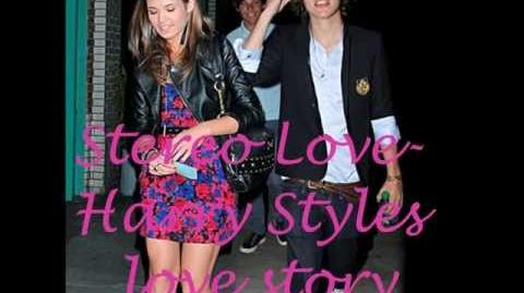 Stereo Love- Harry Styles love story episode 2