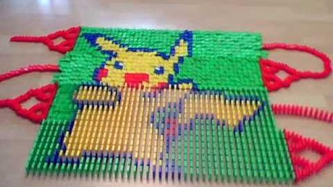 Pokémon! over 6000 dominoes!