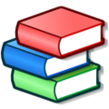 Fichier:Nuvola apps bookcase.png