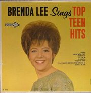 Brenda Lee - Brenda Lee Sings Top Teen Hits