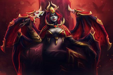 DOTA2 Queen of Pain alt