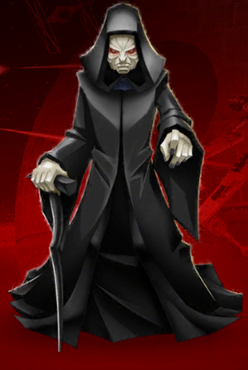 Darth Sidious Emperor