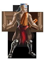 Avatar Aang (FX-less)