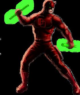The Radiations Daredevil