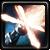 Crimson Dynamo-Gatling Cannons