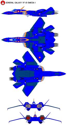 File:YF21 Fighter-Left-Top-Bottom-Front-Back.png