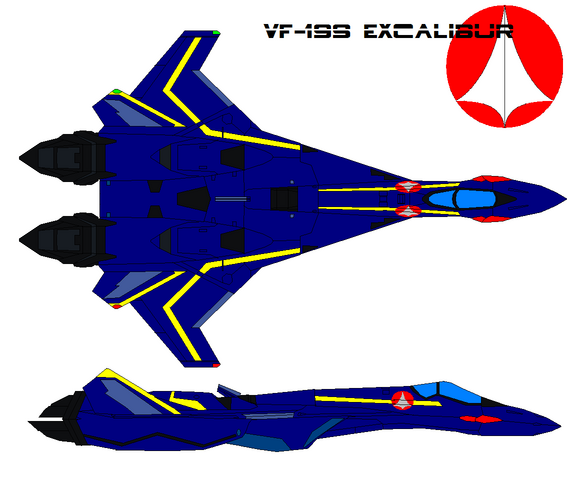 File:VF19S Fighter-Top-Right.png