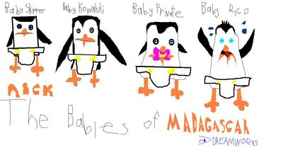 The Babies of Madagascar