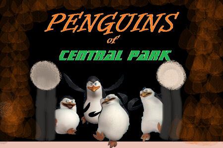 Penguins of Central Park