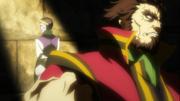 Thenardier and ganelon anime