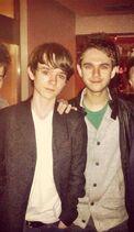 Zedd and Madeon