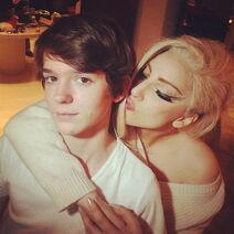 Madeon and Lady Gaga