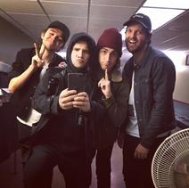 Madeon, Skrillex, Porter Robinson, and Dillon Francis