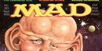 MAD Magazine Issue 321