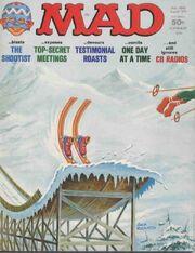 MAD Magazine Issue 190