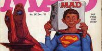 MAD Magazine Issue 243