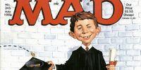 MAD Magazine Issue 345
