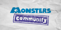 Monsters Community