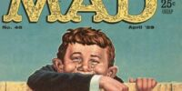 MAD Magazine Issue 46