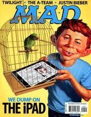 MAd Magazine Issue 504