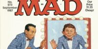 MAD Magazine Issue 273
