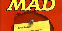 MAD Magazine Issue 416