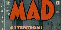 MAD Magazine Issue 17