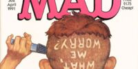 MAD Magazine Issue 302