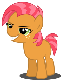 Babs seed by luckysmores-d5lvp0h