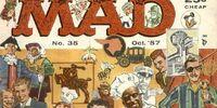 MAD Magazine Issue 35