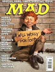 MAd Magazine Issue 501