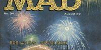 MAD Magazine Issue 34