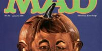 MAD Magazine Issue 316