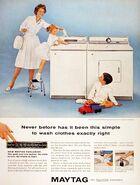 Maytag automatic 1960