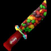 Skittle Knife