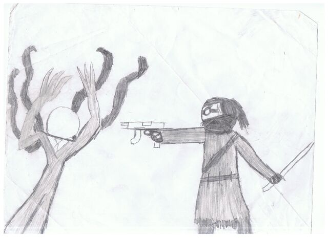 File:Hank vs Slender man.jpg