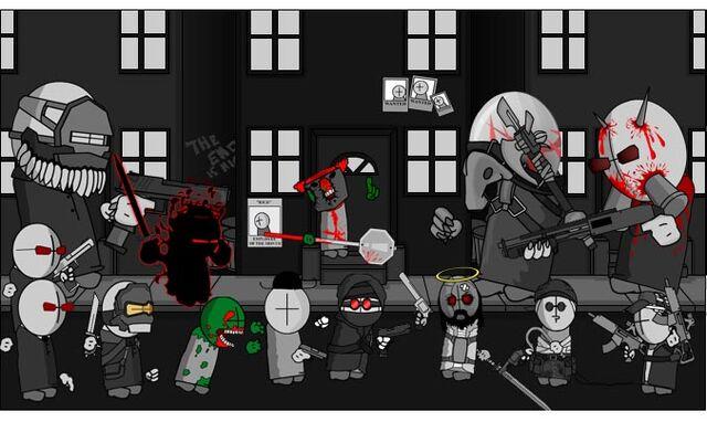 File:Madness Combat Group Photo.jpg