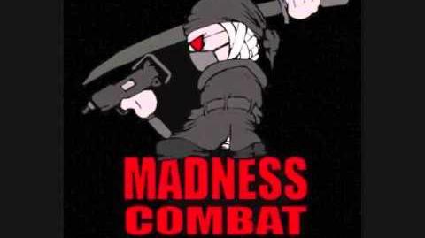 Madness Project Nexus music Final Boss