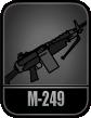 M249 icon