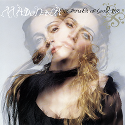 Madonna, The Power of Good-Bye cover