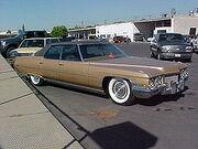 Cadillac Deville 2