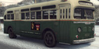 Buses of Empire Bay