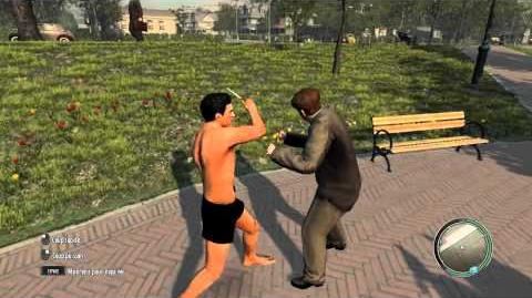 Mafia II - Melee Weapons