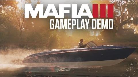 Mafia 3 Gameplay Demo