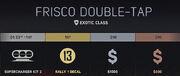 Frisco Double-Tap 2