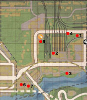 Wanted Poster Map Dipton