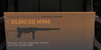 Silenced M1N8